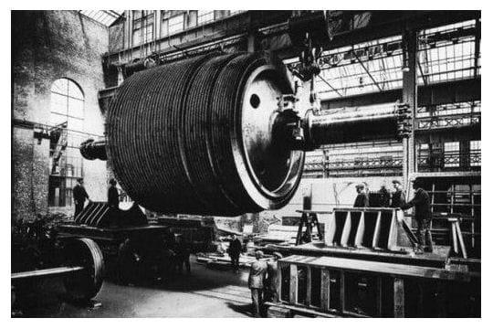 Consommation lectrique la construction du titanic en images linternaute - Moyenne consommation electrique ...