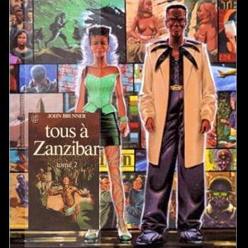 Tous A Zanzibar - John Brunner (SF, Anticipation)