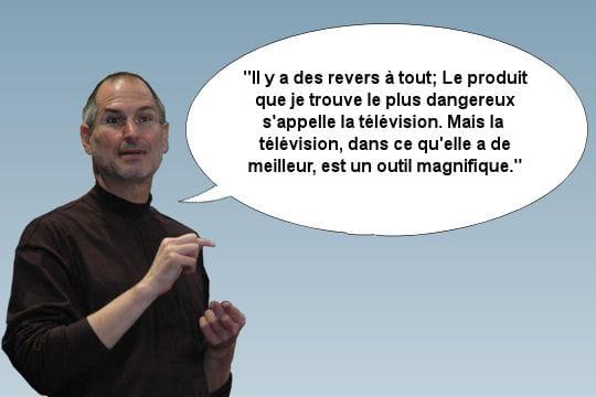 ... : Steve Jobs : ses citations les plus marquantes - Linternaute