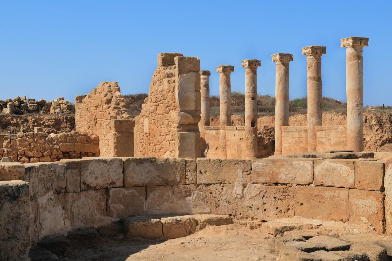 ... de Paphos à Chypre : 80 merveilles qui vont vous faire aimer l'Europe